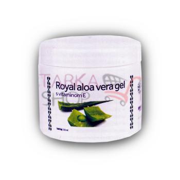 Aloe Vera gél E vitaminnal