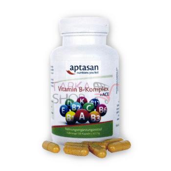 B-Komplex vitaminkapszulák