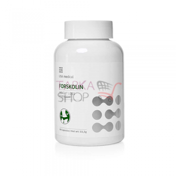 FORSKOLIN 20% standardized kapszula 60 db