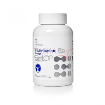 MULTIVITAMIN FOR MEN kapszula 60 db