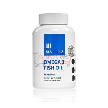 OMEGA-3 FISH OIL kapszula 60 db